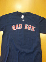 Authentic Red Sox Dad Tee Shirt Medium Navy R$25.00 Our 5280