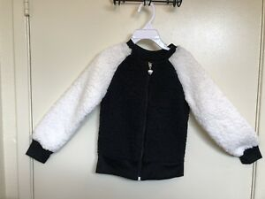 Girls-Jacket-Size-5-6-NEW
