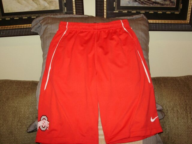 57919cce2d30 Frequently bought together. Ohio State Buckeyes Nike Dri Fit Fly XL 5.0  Athletic Hoops Shorts Men s Small