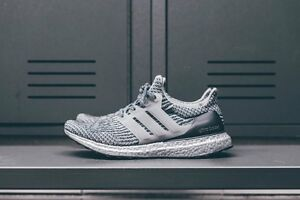 best service efa23 bc9c5 Image is loading Adidas-Ultra-Boost-3-0-Silver-Pack-size-