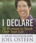 I Declare: 31 Promises to Speak Over Your Life by Joel Osteen (Hardback, 2014)