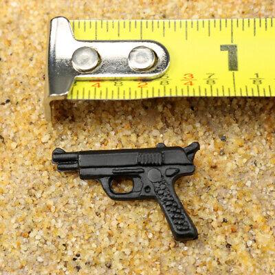 GI Joe Weapon Hand Gun Pistol Original Figure Accessory #0808