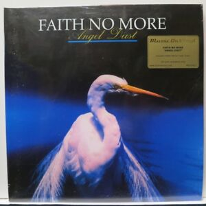 FAITH-NO-MORE-039-Angel-Dust-039-Audiophile-180g-Vinyl-2LP-NEW-SEALED