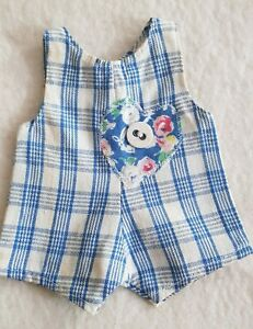 Rompers-Overall-Retro-For-Approx-5-7-8-7-1-8in-Bears-a-Must-Have