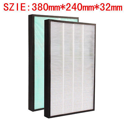 HEPA Air Filter Core for Sharp KC-W280 Z280 BB30 CD30 BX//DX70 Replacement