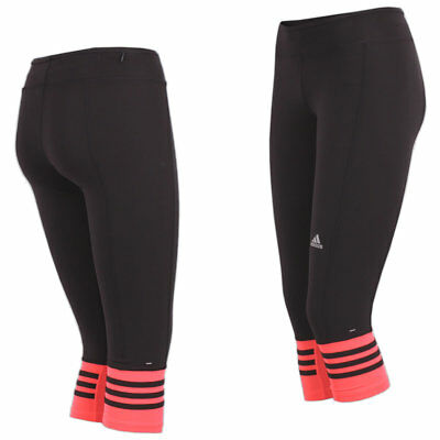 adidas Damen Response 3/4 Tight ClimaLite Laufhose Running ...