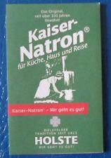 Kaiser Natron ABC für Küche, Haus und Reise mit vielen Tips&Tricks Werbeprospekt