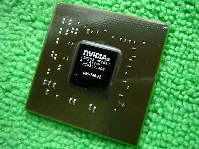 1X NVIDIA GF-GO7900-GSN-A2 BGA IC Chipset With Balls