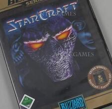 Starcraft 1 I & Addon Broodwar PC Deutsch  Kein Dowload von Blizzard CD-Version