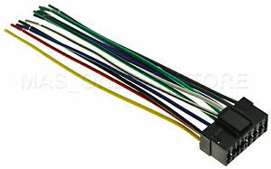 details about wire harness for pioneer deh p31 dehp31 deh p41 dehp41 *pay today ships today*