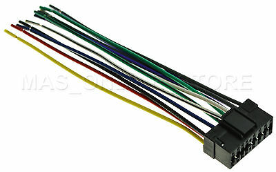 WIRE HARNESS FOR PIONEER DEH-P31 DEHP31 DEH-P41 DEHP41 *PAY TODAY SHIPS  TODAY* | eBayeBay