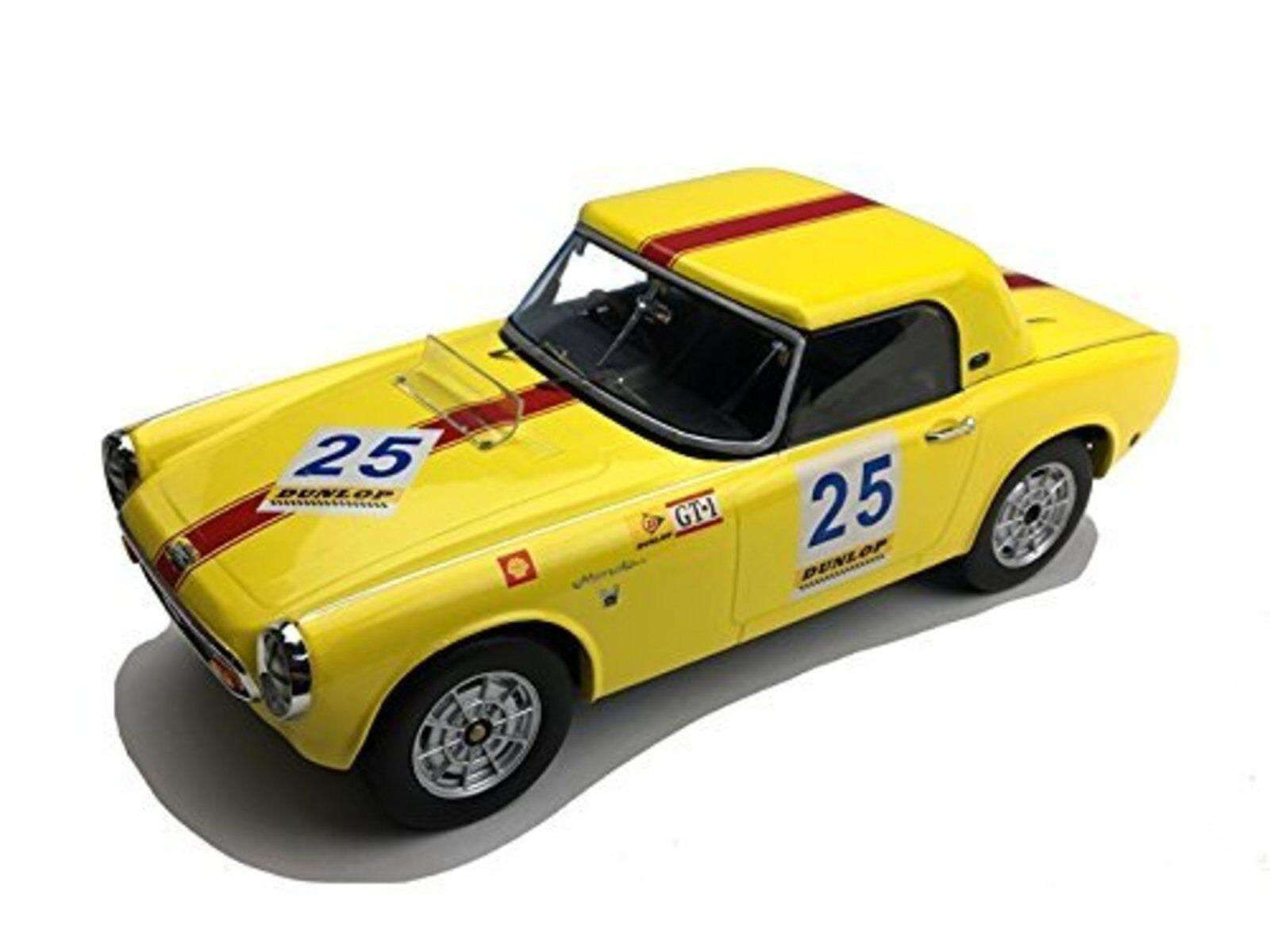 PREMIER  18 1 18 HONDA S800 RACING 1968 Suzuka 12 H Diecast Model F18-015 F S