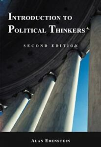 Introduction-to-Political-Thinkers-2nd-Edition-by-Alan-Ebenstein-Author
