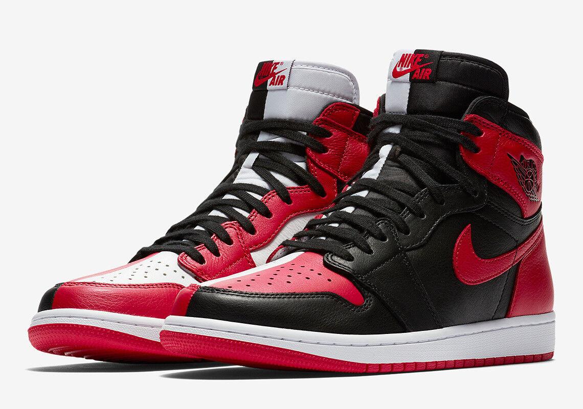 2018 Nike Air Jordan 1 Retro High OG NRG Homage Size 12. 861428-061 Chicago Bred