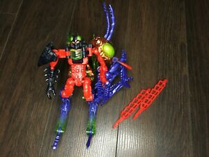 Transformers Beast Wars SCOURGE Transmetals Transmetal 2 Deluxe 100% Complete