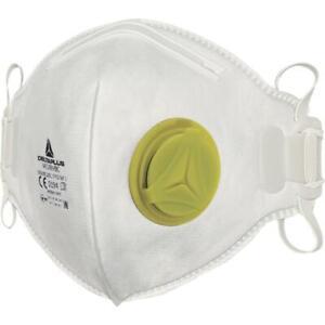 FFP2 NR D Maske mit Hochleistungs-Ausatemventil ...