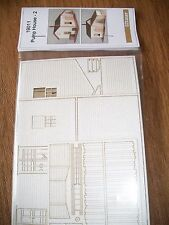 GC Laser HO Scale Pump House #2 Kit #19011  Bob The Train Guy