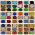 100pcs Swarovski 5301# 4mm Bicone crystal beads color&quantity optional