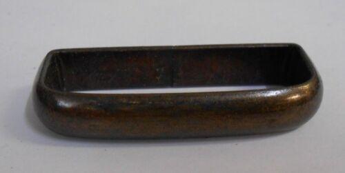 40 mm de ancho Ideal para cinturón haciendo Etc W210 Pistola de metal trabillas 12