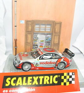 Kinderrennbahnen Spielzeug Scalextric Mercedes Clk Dtm Chassis 2grad Serie Only In Sets.mint Unboxed Mint To Reduce Body Weight And Prolong Life