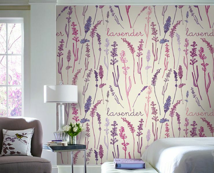 3D Repeat Pink Plant745 Paper Wall Print Wall Decal Wall Deco Indoor Wall Murals