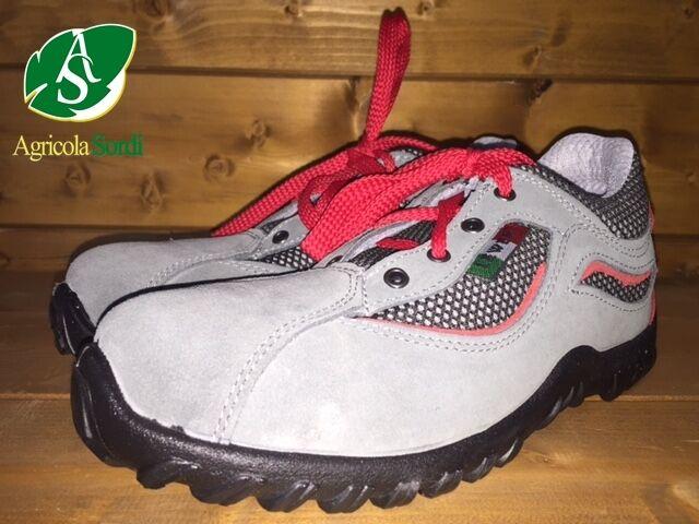 Scarpa antinfortunistica Lewer bassa mod. Vietri categoria S1P scarpe da lavoro