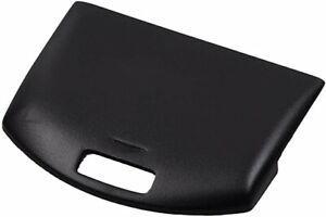 Couvercle / cache Batterie noir SONY PSP 1000 - 1004 FAT - Cover pile