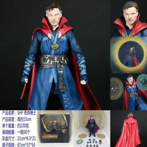 S-H-Figuarts-SHF-DR-Doctor-Strange-Marvel-Avengers-3-Infinite-War-Action-Figure
