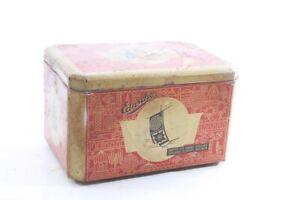 Ancienne-Boite-de-Conserve-Boite-Vide-Eduscho-Dose-de-Cafe-Collection-Deco