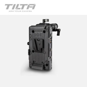Tilta V-Mount Battery Plate with cables Power Supply BT-T26 Fit For Canon C200