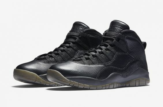 2016 Nike Air Jordan 10 X Retro OVO Black Size 14. 819955-030 1 2 3 4 5 6