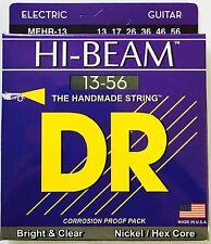 DR  MEHR-13 Electric Guitar Strings 13-56 Hi-Beam mega heavy gauge