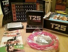 New Beachbody Sean T's Focus T25 Workout Set Sealed DVDs Complete Base Kit NIB
