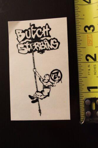 Z-FLEX Skateboards Butch Sterbins Graffiti Dogtown Z-Boys Jay Adams 90/'s STICKER