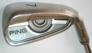 Ping-G-Series-7-Eisen-mit-Dynamic-Gold-105-s300-Steif-Flex-Schaft-Cart-Club