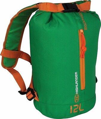 Rockhopper Day Rucksack Backpack Bag Back Pack Travel Duffle Green 12L 20L 30L