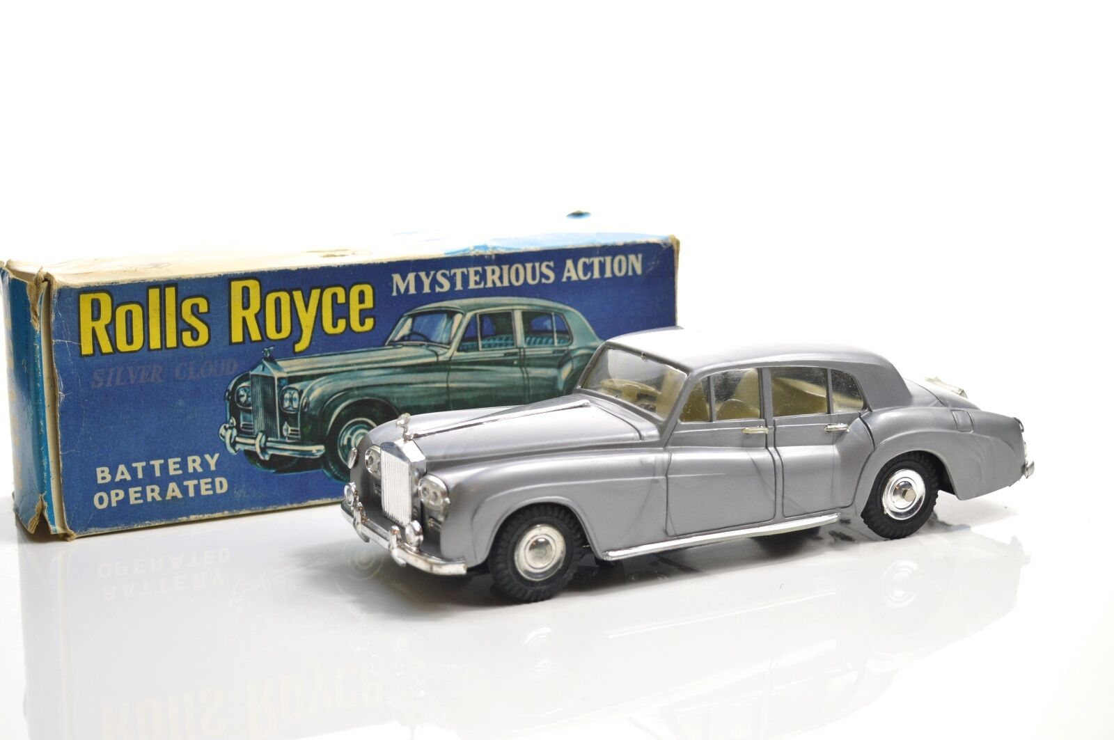 ACME ROLLS ROYCE MYSTERY ACTION