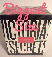 LOVE ME Victoria Secret Fragrance Eau De Parfum Perfume Biggest Size 3.4 Oz