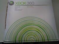 Microsoft Xbox 360 Pro 20gb White Video Game Console Sealed In Box Hdmi