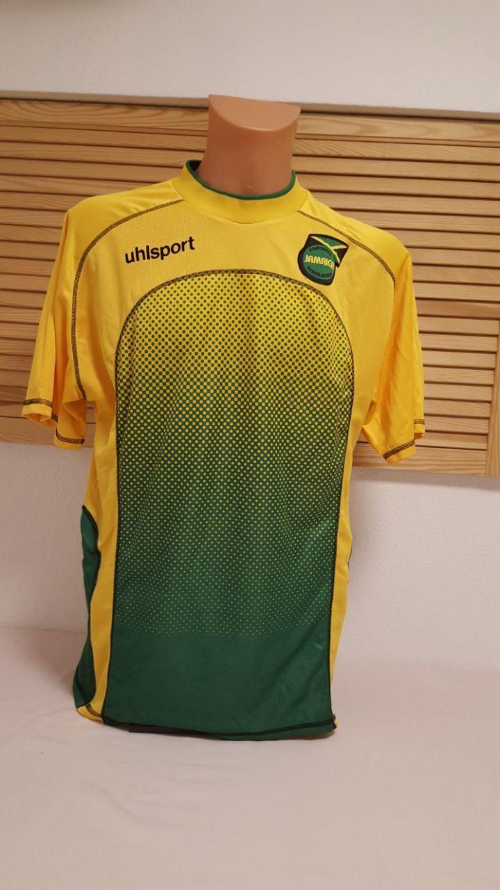 Jamaica Jamaika Trikot uhlsport Jersey 2004 Camiseta Maglia Bob Marley Shirt XL