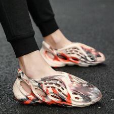 Kanye Coconut Hole Men/'s Slide Sandals Summer Women Foam Runner Beach Slippers