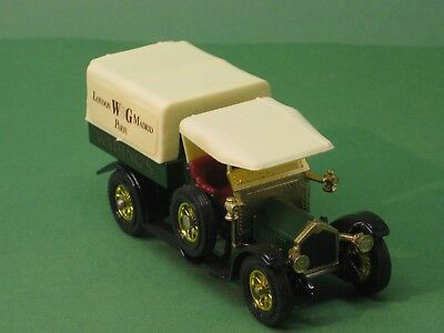 Rapimento Y-13 Crossley 1918 Warings Matchbox Models Of Yesteryear Moy Modello Veicolo-mostra Il Titolo Originale