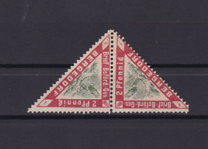 germany-scarce-bergedorf-local-private-post-stamps-ref-r13709