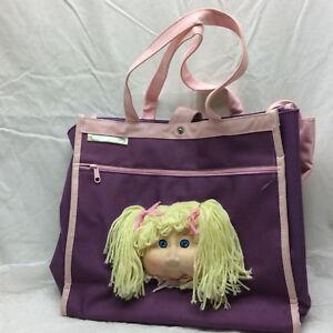 Vintage-Cabbage-Patch-Kids-Doll-Accessory-Bag-Purse-Retro