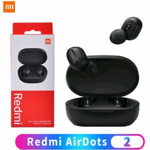 2020 Nuevo Original Xiaomi Redmi Airdots 2 TWS Auricular Inalámbrico Bluetooth 5.0