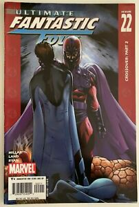 ULTIMATE-FANTASTIC-FOUR-22-7-0-VERY-FINE-2nd-MARVEL-Zombies-app-Comics-2005