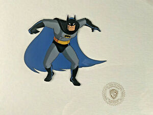 BATMAN-THE-ANIMATED-SERIES-Original-Production-Cel-Warner-Bros