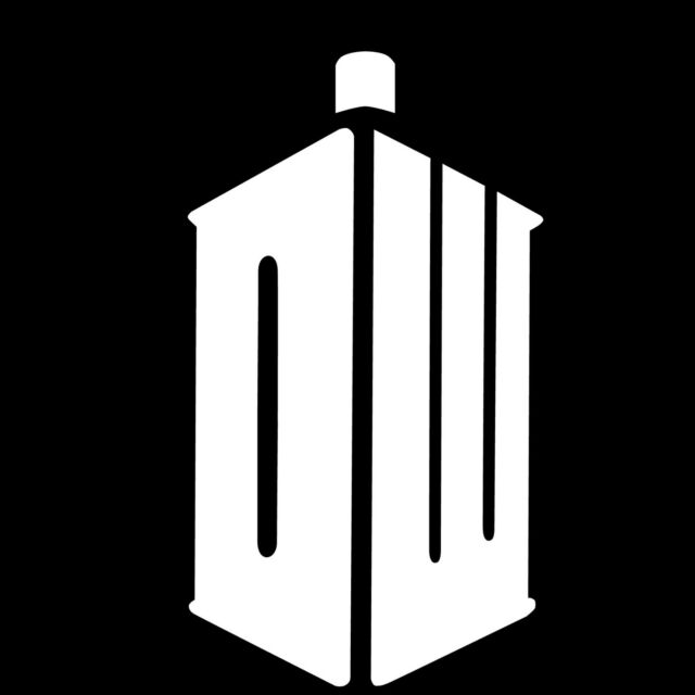 Dr Who Doctor Who Tardis Scifi Bumper Sticker Window Car