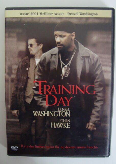 DVD TRAINING DAY DENZEL WASHINGTON
