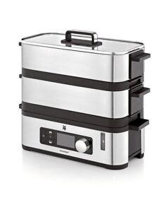WMF-Kitchenminis-Vaporera-900-W-de-hasta-4-3-l-y-deposito-de-agua-de-1-1L